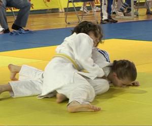 Prezentarea sectiei de judo