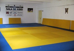 """Sala de judo a CS """"Politehnica""""  finalizată în anul 2012, cu sprijinul sponsorilor, a conducerii clubului şi a Univ. Tehnice """"Gh. Asachi"""", realizată la iniţiativa preşedintelui Asociaţiei Judeţene de Judo  Costel Năftică, care s-a ocupat în mod direct şi decisiv"""