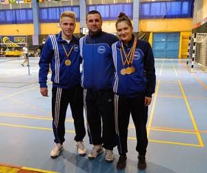 Prezentarea sectiei de badminton