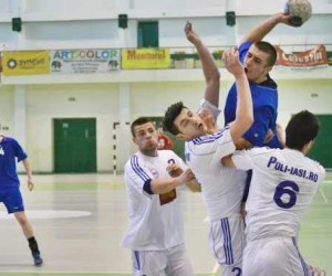 Campionatele Nationale Universitare Handbal