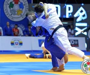 Cantonament Judo la Busteni