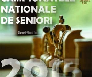 Semifinalele Campionatului National de Seniori