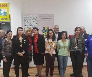 Echipa feminina de Sah a CS Politehnica Iasi – Campioana Nationala