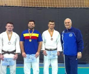 Componenţii secţiei de judo