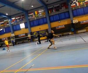 Rezultate ale sectiei de badminton in anul 2013