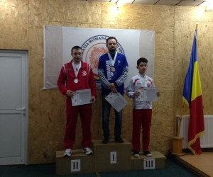Iovita Adi invinge pe Campionul Olimpic