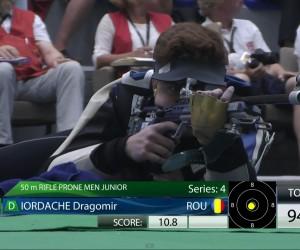 Iordache Dragomir- CS Politehnica Iasi, Campion European 2015